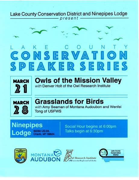 Lake County Conservation Speaker Series