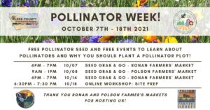 Pollinator Plot Site Prep Workshop