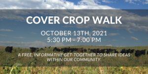 Cover Crop Walk